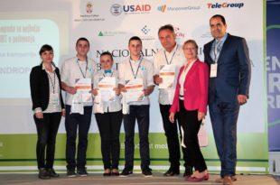 """TeleGroup podržao nacionalno takmičenje """"Učenička kompanija"""""""
