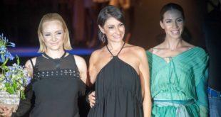 """BELEF: Suzana Perić održala reviju """"Ples pooblacima""""!"""