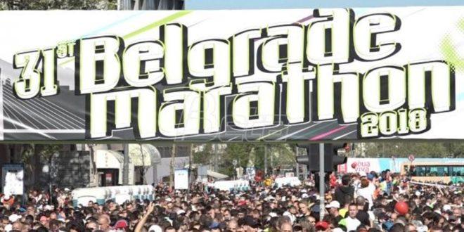 Kristijan Stošić i Nora Trklja pobednici 31. Beogradskog maratona