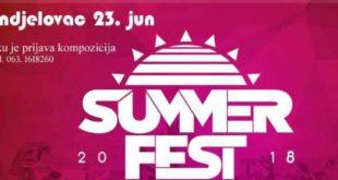 FESTIVAL SUMMER FEST 2018