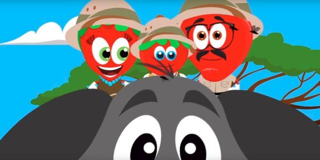 Jagodići za vikend vode decu na safari u Zoo vrtu