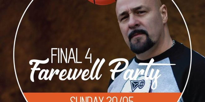 FINAL FOUR PARTY: GRU sprema RNB poslasticu na splavu Shake'n'Shake!