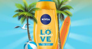 NOVI: NIVEA Sunshine Love gel za tuširanje