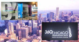 Čikago na dlanu: Predstavljamo 360 CHICAGO Observatory deck