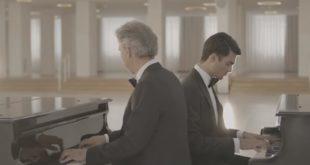 Andrea Bočeli snimio duet sa sinom i pretvorili smo se u suze