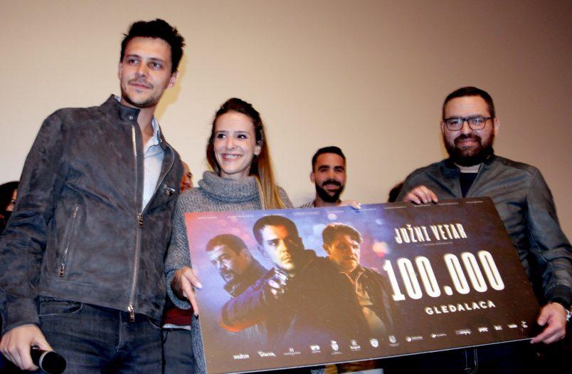 """Film """"Južni vetar"""" - više od 100.000 gledalaca za 7 dana!"""