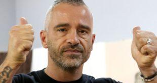 Eros Ramacoti konačno u Beogradu