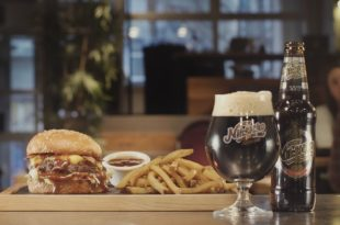 Legenda o nastanku Dark brewed burgera