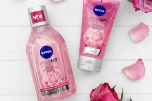 NOVO: NIVEA MICELLAIR® Rose Water linija za čišćenje lica