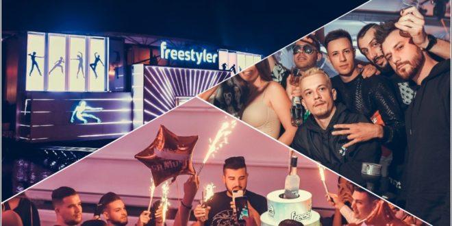 FREESTYLER pomerio granice noćne zabave, ali tek sledi pravo PARTY LUDILO!!!