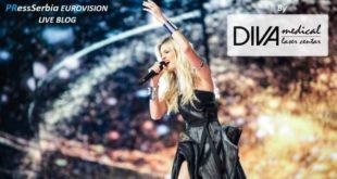 Nevena Božović je u finalu Evrovizije, evo šta kažu komšije! (FOTO)