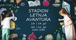 STADION LETNJA AVANTURA!