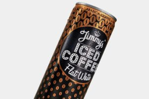 JIMMY'S ICED COFFEE  PRVI PUT LANSIRA KAFU U LIMENCI, Gradski Magazin