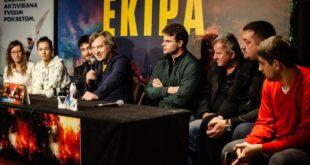 """Film """"Ekipa"""" premijerno 23. oktobra u SAVA CENTRU!"""
