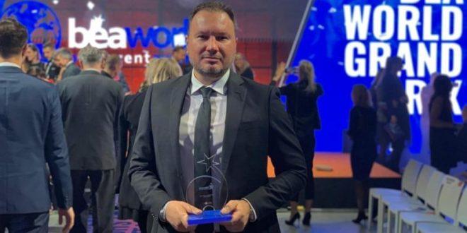 MAC ceremonija nagrađena međunarodnim BEA priznanjem za muzički događaj godine