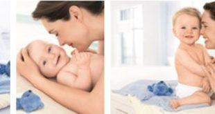 masaža bebe