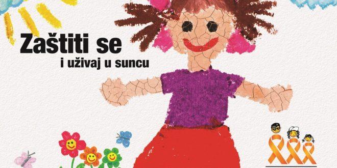 """""""Sunčane avanture"""" - prva edukativna igrica za decu u okviru kampanje """"Zaštita za sve"""""""