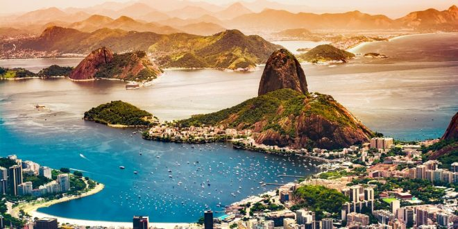 Rio de Žaneiro, Rio de Žaneiro je prva Svetska prestonica arhitekture, Gradski Magazin
