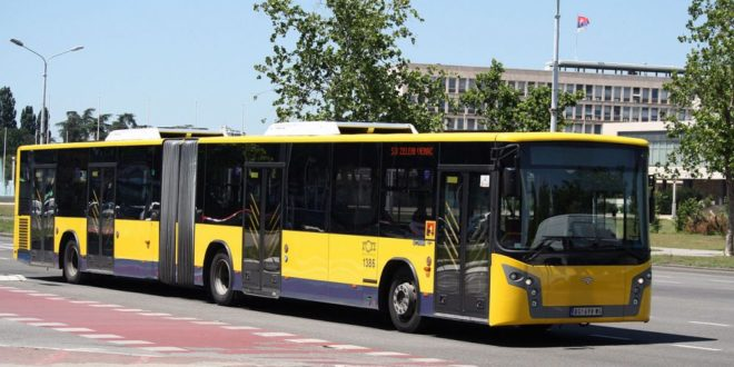 Lepe vesti za Beograđane! Grad kupuje nove autobuse!
