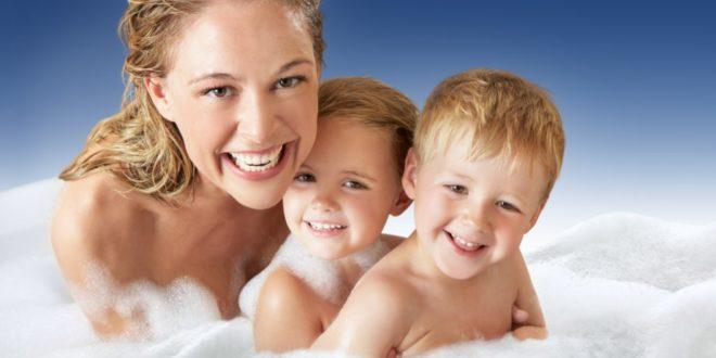 NIVEA Kids 2 u 1 gel za tuširanje i šampon