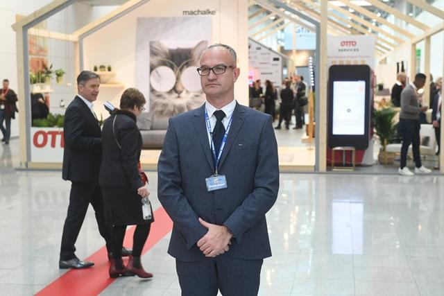 Aleksandar Ružesković, direktor marketinga kompanije Forma Ideale