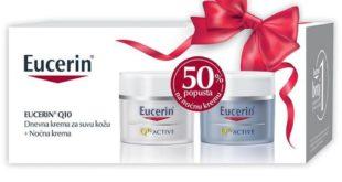 Specijalna ponuda- Eucerin® Q10 ACTIVE linija: POBEDITE PRVE BORE!