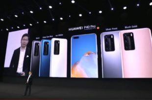 Huawei predstavio P40 seriju telefona, Huawei predstavio P40 seriju telefona, Gradski Magazin