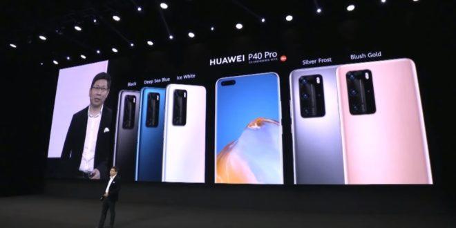 Huawei predstavio P40 seriju telefona