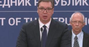 PROGLAŠENO VANREDNO STANJE NA TERITORIJI CELE SRBIJE! Nakon sastanka Kriznog štaba Vučić saopštio odluku