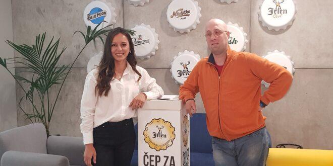"""Apatinska pivara nastavlja sa podrškom Udruženju """"Čep za hendikep"""", Gradski Magazin"""