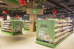 Otvoren nov Maxi u Beo Shopping centru, Gradski Magazin