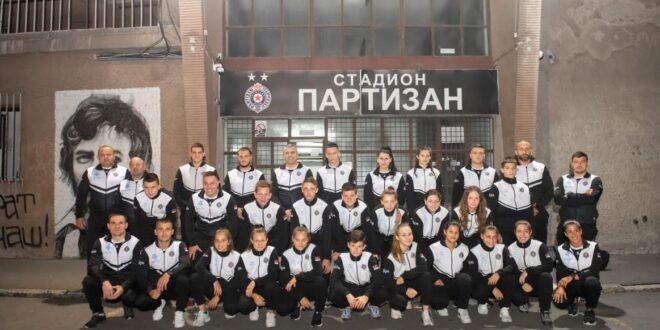 "Partizan, DŽ.K. ""PARTIZAN"" U NOVOM RUHU, Gradski Magazin, Gradski Magazin"